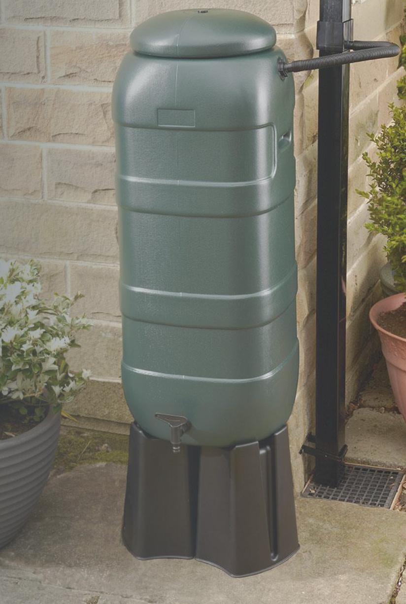 Anglian Water Direct, Aqualogic, Water Butts, Composters, Decorative Water Butts, Water Butt Treatment, 100 Litre Water Butt Kit