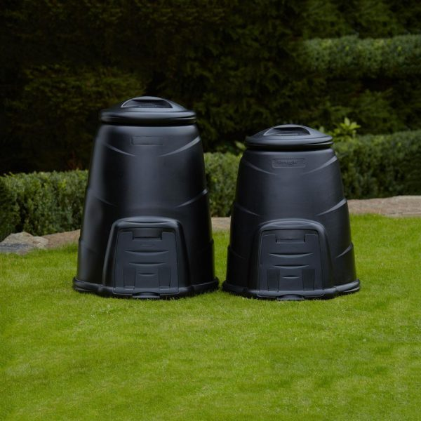 Anglian Water Direct, Aqualogic, Water Butts, Composters, Decorative Water Butts, Water Butt Treatment, Blackwall Black Compost Converter