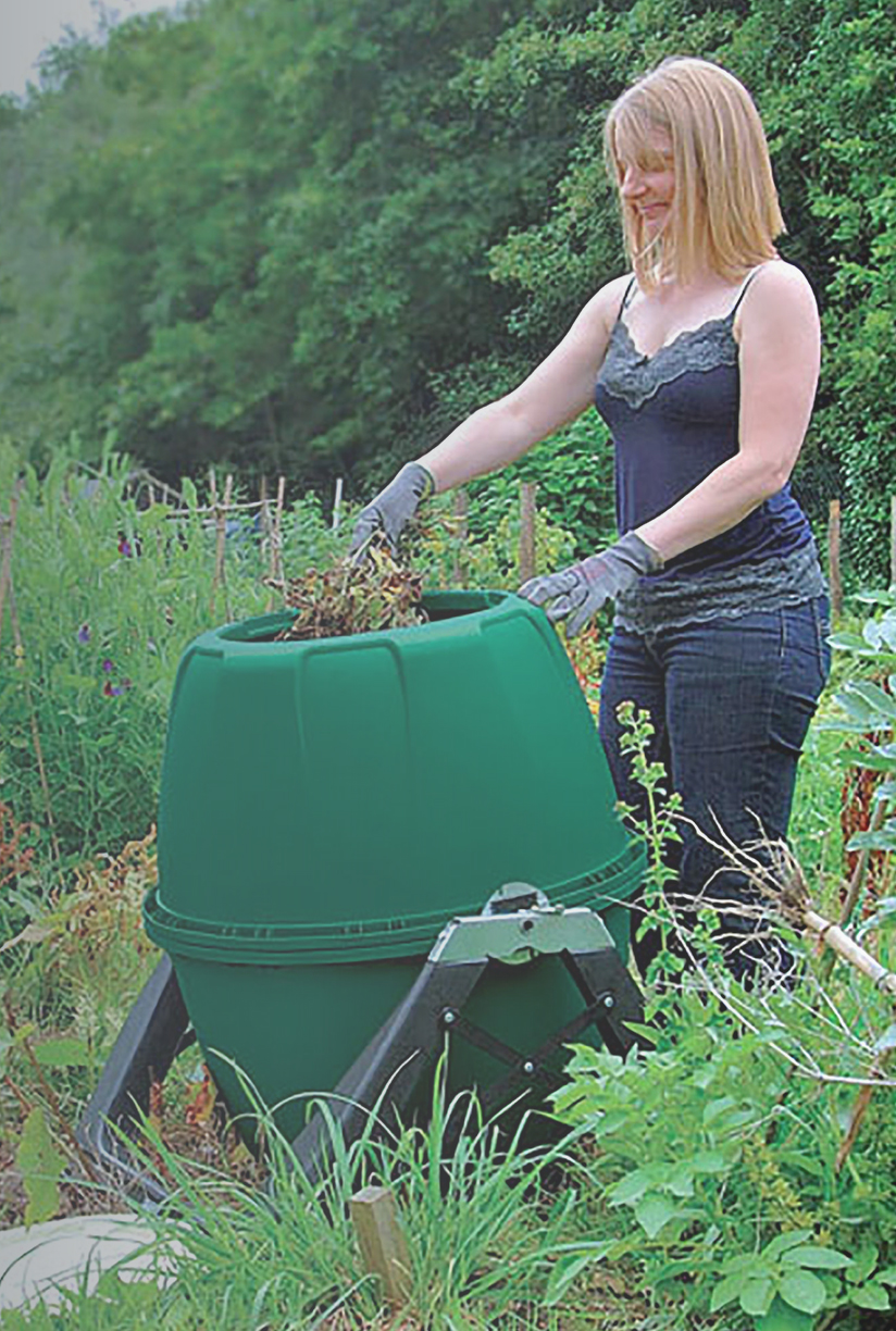 Anglian Water Direct, Aqualogic, Water Butts, Composters, Decorative Water Butts, Water Butt Treatment, Draper Compost Tumbler