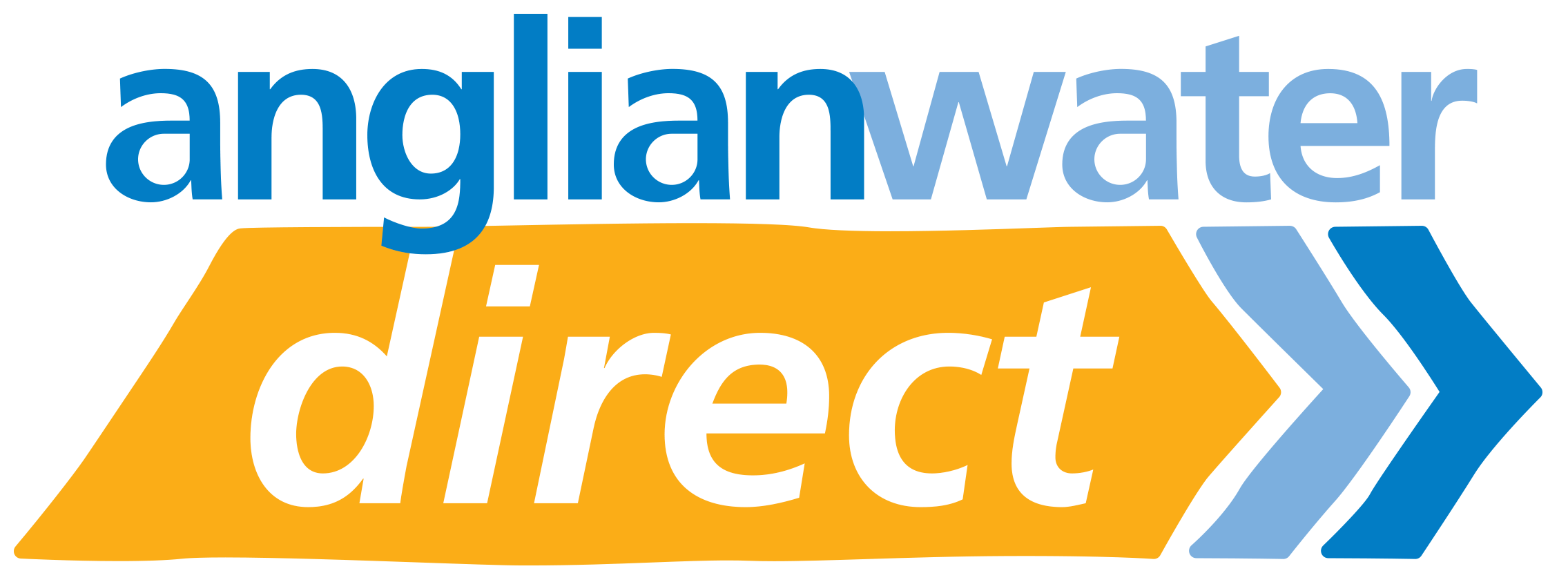 Anglian Water Direct Logo